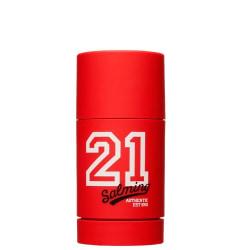 Salming 21 Authentic Est 1991 Deo Stick 75ml  Transparent