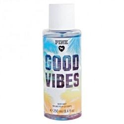 Victoria´s Secret Pink Good Vibes Fragrance Mist 250ml Transparent