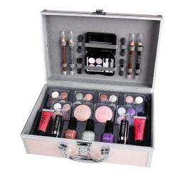 Zmile Cosmetics Eye-Catcher Makeup Case Transparent