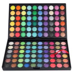120-2 Ögonskugga Professionell Palett - 120 färger
