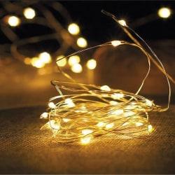 Ljusslinga Fairy Lights varmvit led 2m