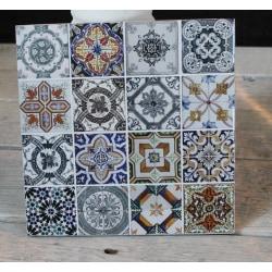 Marrakech Vintage 24-pack Kakeldekor