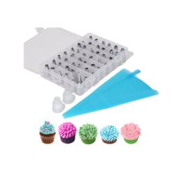 Tyllset - 48 Spritstyllar inklusive påse i silikon och koppling