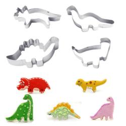 Utstickare Dinosaurie