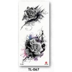 2020 modell  tattoo. Tempolär tattoo, snygg och tuff!!!!