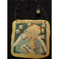 Gnomys diaries  Budskapstavla  Sing a Lovesong  (WL0418)