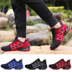 Men's off-road shoes outdoor sports shoes casual shoes Royal Blue,39