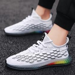 Cost-effective - MEN-Trainer&Sneaker-Jogging&Gym&Outdoor&Sport White Black,39