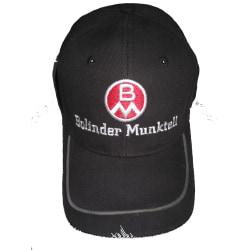 BM BOLINDER MUNKTELL KEPS svart