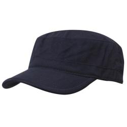 Marinblå Army Cap