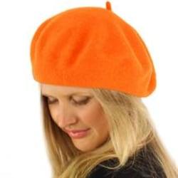 ORANGE BASKER orange