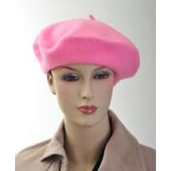 Rosa Basker i ull