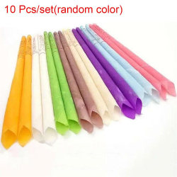 10/50 PCS Ear Candle Wax SPA 10PCS