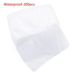 100/200Pcs Disposable Mask Pad Facemask Replacement Pad Waterproof-200pcs