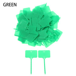 100PCS Garden Labels Seedling Tags Plant Classification Markers