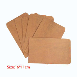 10PCS/lot Envelopes Kraft Paper Stationery