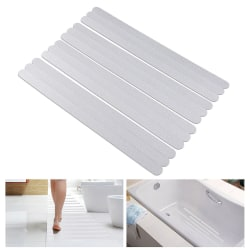 12 pcs Anti Slip Grip Strips Non Skid Adhesive Bathtub Slip
