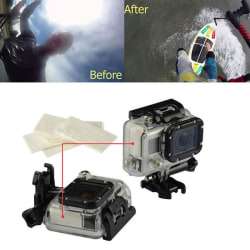 24PCS Inserts Anti-Fog  Drying Camera Accessories