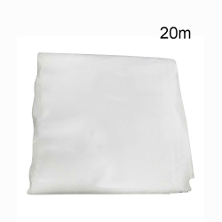 5/10/20M Melt-blown Fabric Non woven Filter Cloth 20M