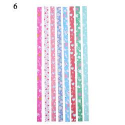 540pcs/lot Paper Strips Folding Star 6