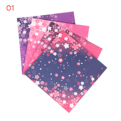 60PCS Origami  Folding Papers Cherry Blossom 1