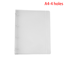 A4/B5/A5/A6/A7 Notebook Shell File Folder Notepad Cover A4-4