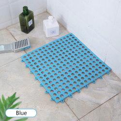 Bath Mat Anti Slip Bathroom Rug BLUE