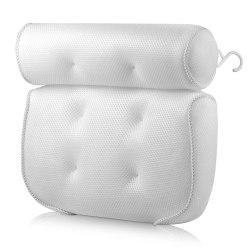 Bath Spa Pillow Shower Head Rest Neck Back Premium
