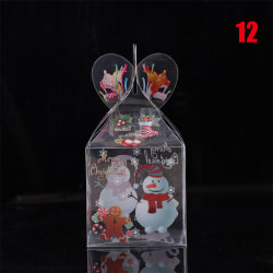 Candy Box Apple Boxes Christmas Decoration 12