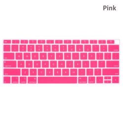 Keyboard Cover Protector Film Sticker PINK