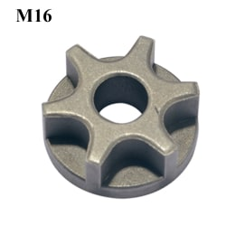 M10/M14/M16 Chainsaw Gear Replacement Bracket Angle Grinder M16 M16