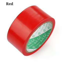 Marking Tape Hazard Warning Strips Danger Caution Sticker RED