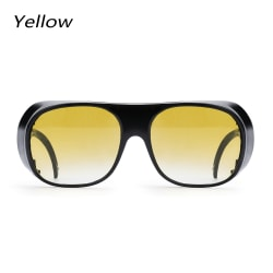 Night Vision Glasses Driving Glasses Polarized Sunglasses YELLOW