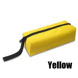 Repair Tool Bag Zipper Storage Small Parts Organize YELLOW yellow