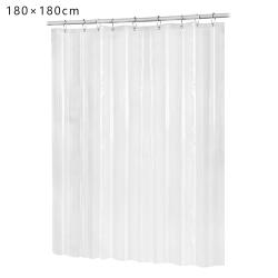 Shower Curtain PEVA Plastic Bath Supplies 180CM*180CM