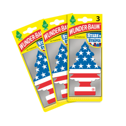 Stars n Stripes - USA-Gran - 3-pack