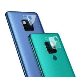 2-Pack Härdat Glas Huawei Mate 20 Pro Linsskydd Kamera