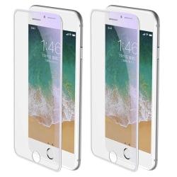 [2-Pack] iPhone 8/7/SE 2020 Skärmskydd - Härdat Glas Transparent