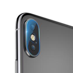 2-Pack iPhone XS Max Härdat glas för Kamera Transparent