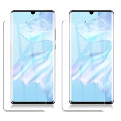 [2-Pack] Skärmskydd Huawei P30 - Härdat Glas Transparent