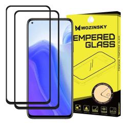 2-Pack Xiaomi Mi 10T/10T Pro Skärmskydd Heltäckande Transparent