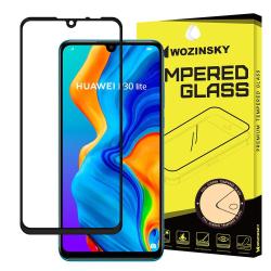 Huawei P30 Lite Härdat Glas - Skärmskydd Transparent