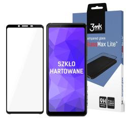3MK™ HardGlass Max Skärmskydd Sony Xperia 10 II Transparent