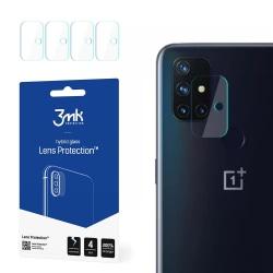 4-Pack 3MK FlexibleGlass OnePlus Nord N10 5G Linsskydd Kamera Transparent