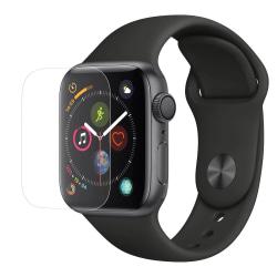 Apple Watch 44mm Skärmskydd Heltäckande - Skydd Transparent