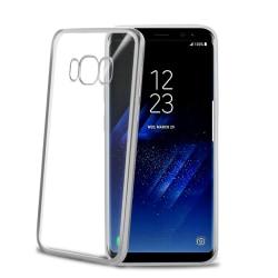 Celly™ Samsung S8 Plus Skal - Hårt Silver
