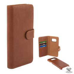 Champion 2i1 Wallet Samsung S8+ Plus - Äkta läder