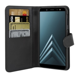 Champion™ Wallet Case Galaxy A6 2018 Vit