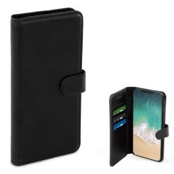 Champion™ Wallet Case iPhone XS Max Svart