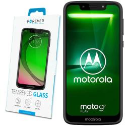 Forever™ Skärmskydd till Motorola Moto G7 Play - Härdat Glas Transparent